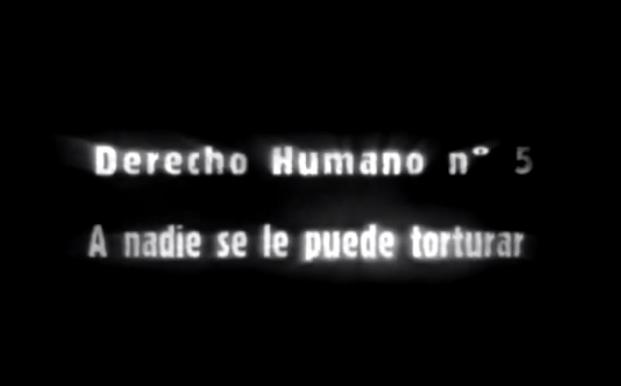 Artículo 5 de la Declaración Universal de Derechos Humanos (1948)