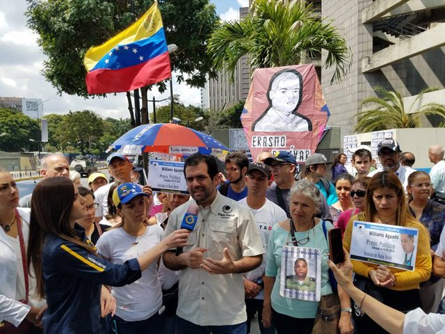 Coordinators, Lawyers and Members of the Penal Forum of all Venezuela Respond to Attacks Against their National Directive