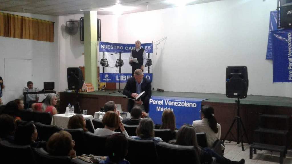 """""""Democracia y derechos humanos"""". Mérida."""