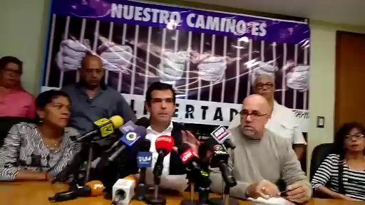 Foro Penal rechaza las agresiones y amenazas recientes contra dirigentes opositores