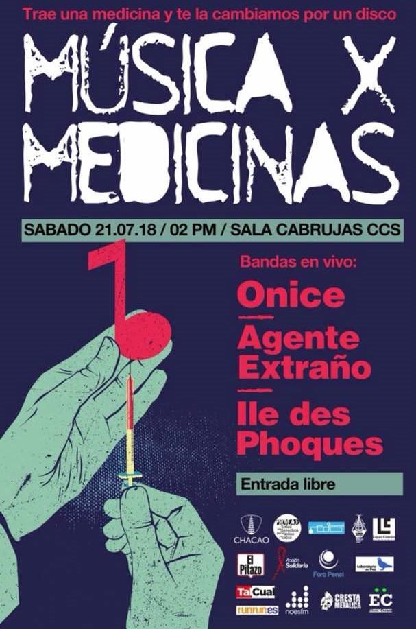 Música X Medicinas