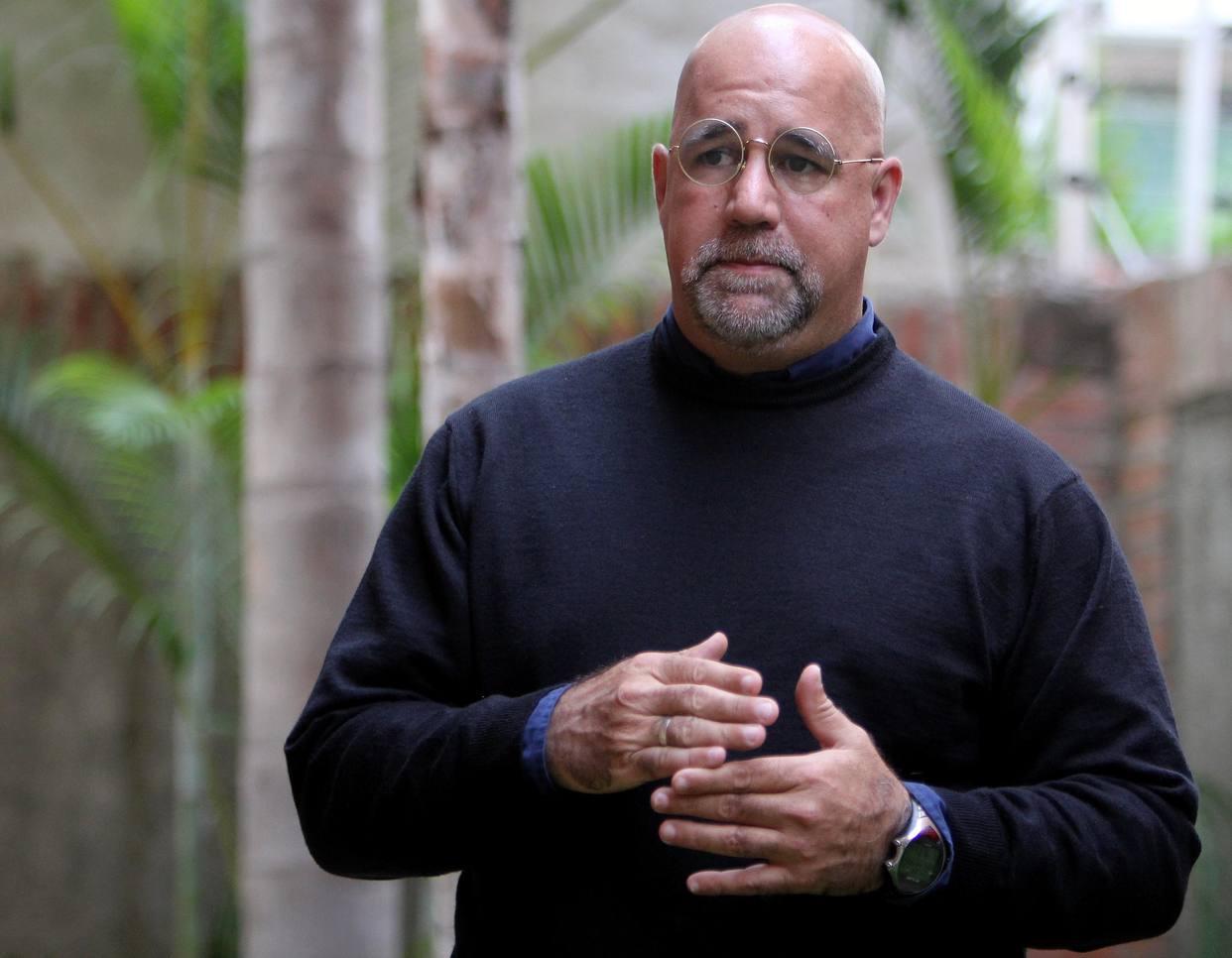 """Gonzalo Himiob: """"La represión de hoy deja en pañales a las pasadas"""""""
