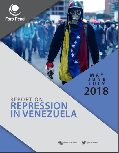 Report on Repression in Venezuela