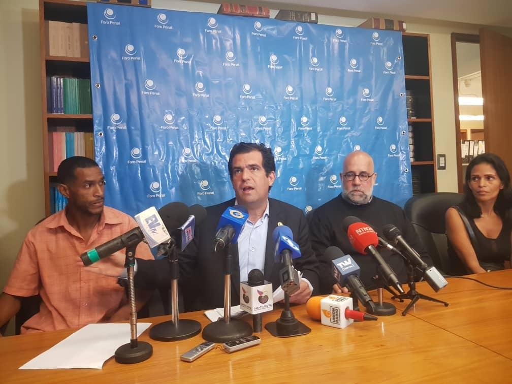 Cifra de presos políticos en Venezuela se ubica en 989 tras nuevas detenciones