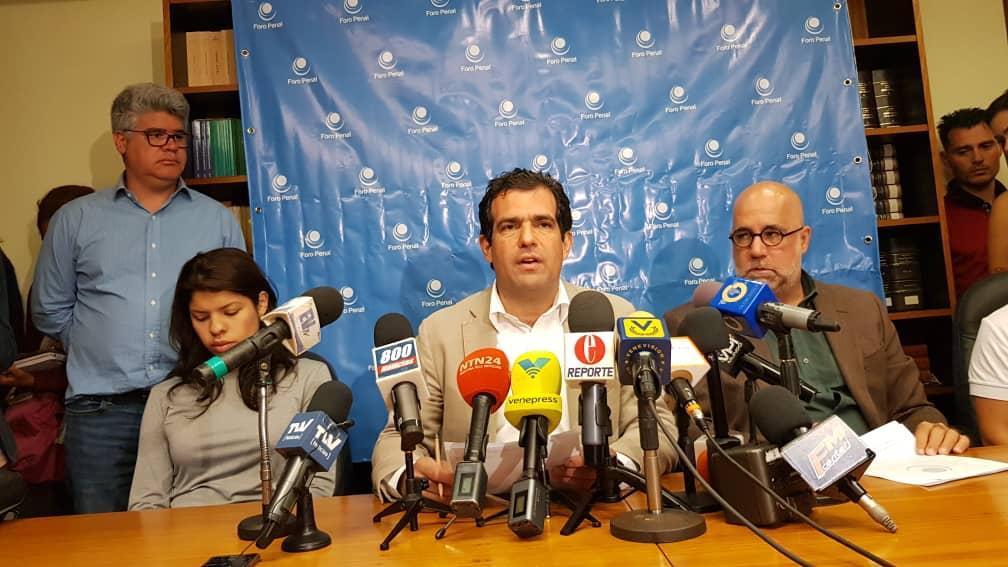 Foro Penal: Cifra de presos políticos asciende a 966, la más alta en la historia de Venezuela