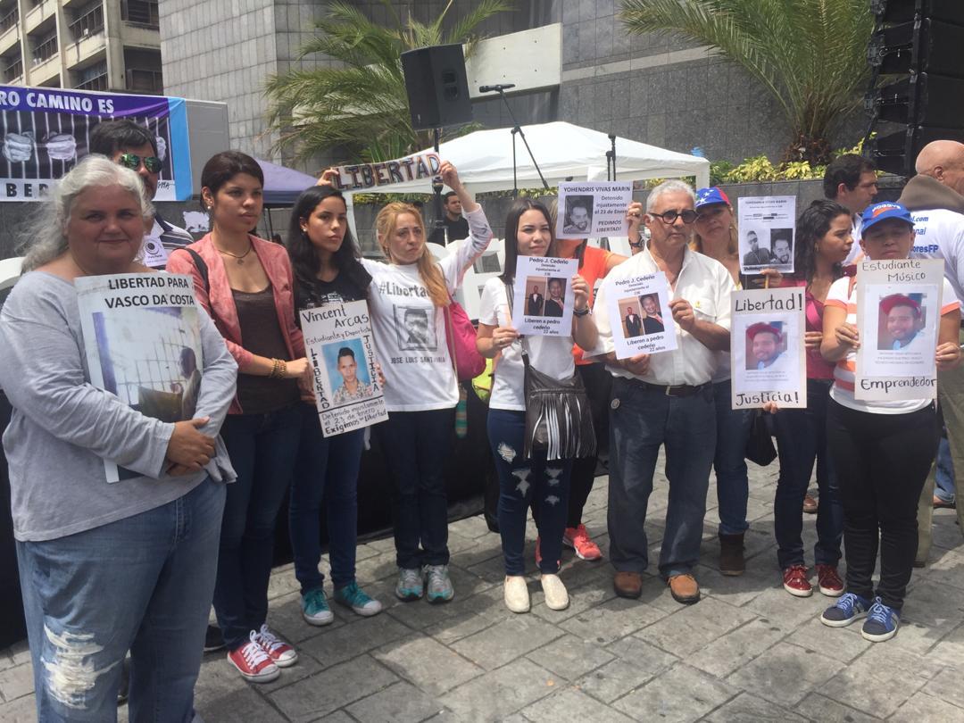 Foro Penal recolectó medicinas y alimentos para presos políticos