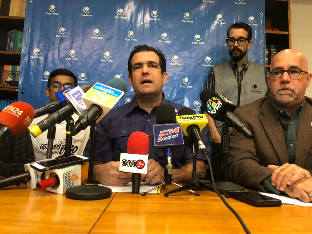 Foro Penal ante la segunda parte del Informe de la Alta Comisionada para los Derechos Humanos de la ONU sobre Venezuela