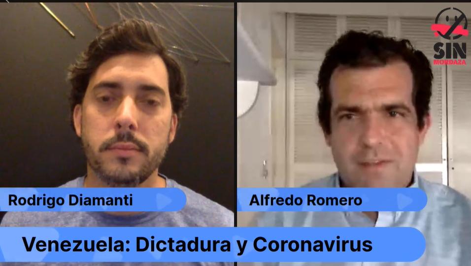 Entrevista Sin Mordaza a Alfredo Romero Director de Foro Penal