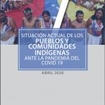 Reporte Especial- Pueblos y Comunidades Indígenas en Venezuela, ante la Pandemia COVID-19