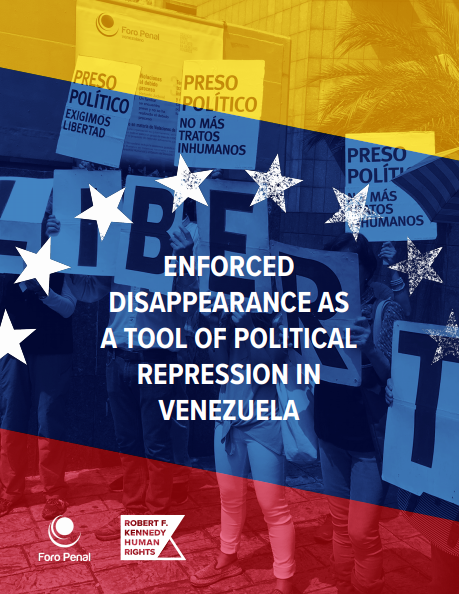ENFORCED DISAPPEARANCE AS A TOOL OF POLITICAL REPRESSION IN VENEZUELA
