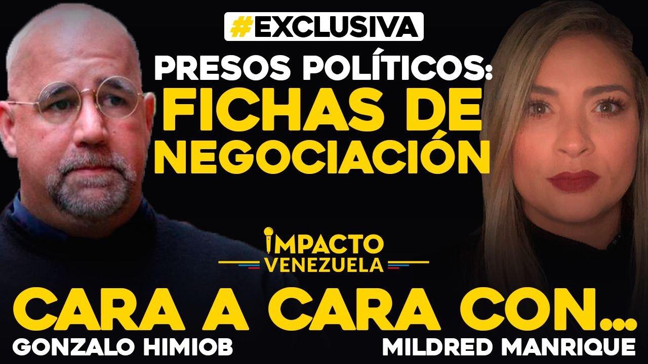 PRESOS POLÍTICOS: Fichas de negociación | Impacto Venezuela