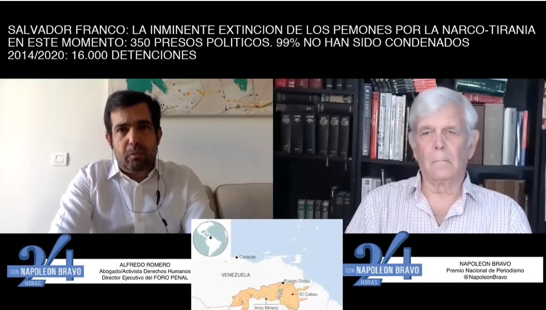 CASO SALVADOR FRANCO. ¿LA EXTINCION DE LOS PEMOMES?