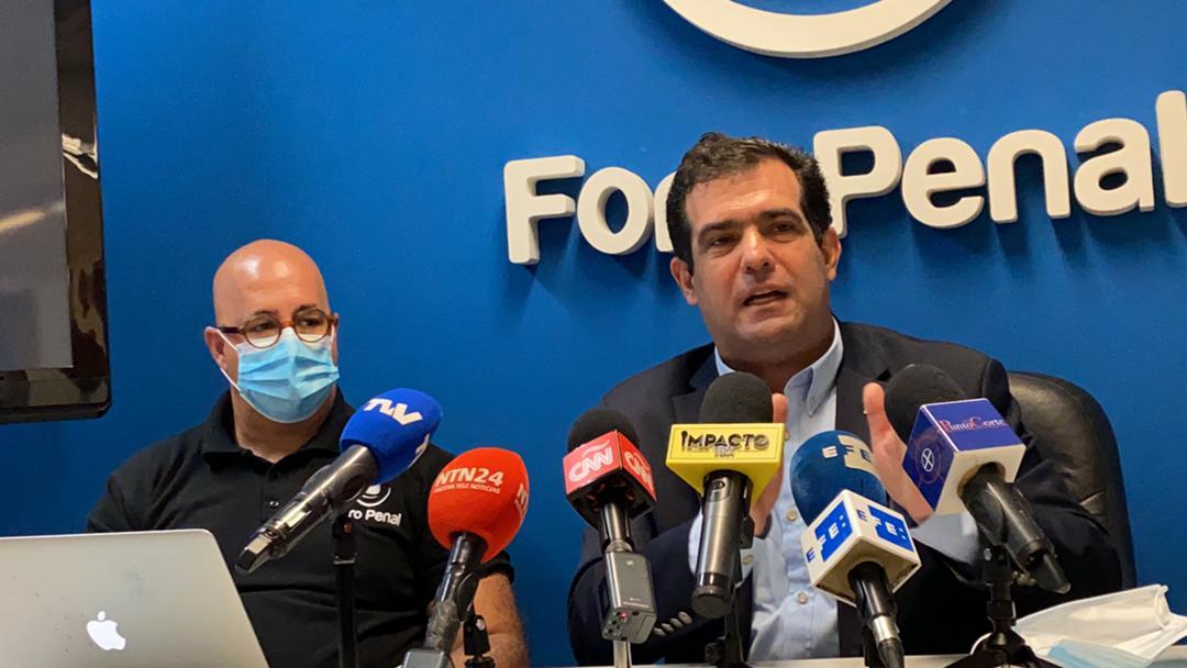 Foro Penal: No se puede seguir utilizando a los presos políticos como fichas de negociación